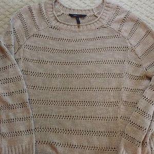 Bgbc open-weave sweater